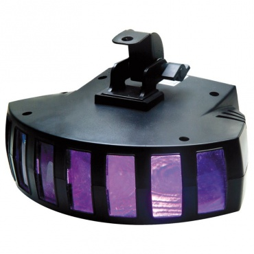 Cветодиодный дискотечный прибор American DJ Saturn TriLED SYS