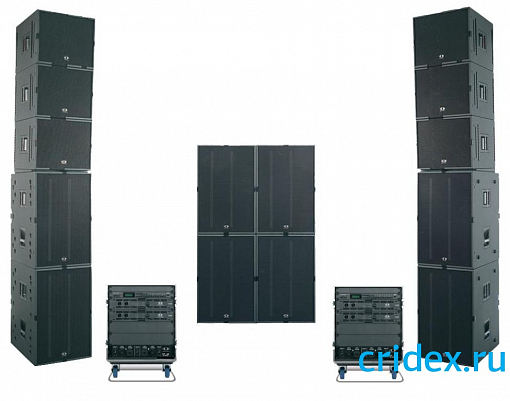 Акустический комплект Dynacord COBRA-4 PH 2M